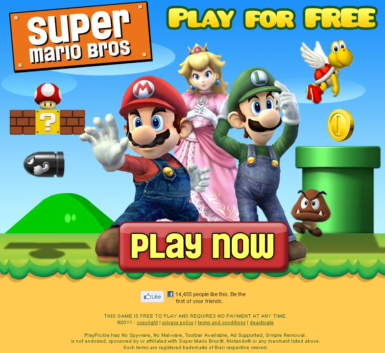 Mario Forever Toolbar by Mario Forever - Boost Your PC